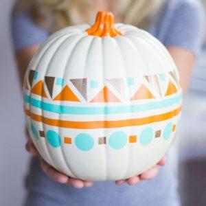 diy-modern-geometric-pumpkin