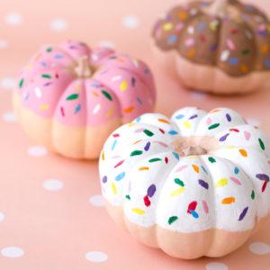 diy-donut-pumpkins